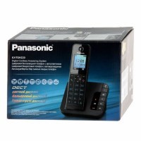 Радиотелефон PANASONIC KX-TGH 220 RUB чёрный
