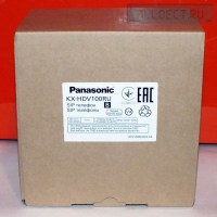 PANASONIC KX-HDV 100 RUB чёрный