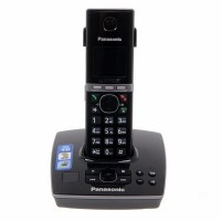 Радиотелефон PANASONIC KX-TG 8061 RUB чёрный
