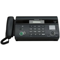 Факс PANASONIC KX-FT 984 RUB чёрный
