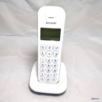 Alcatel E132 new бело-синий