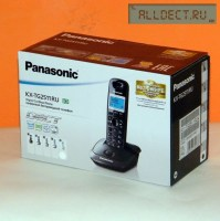 Радиотелефон PANASONIC KX-TG 2511 RUN платина