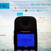 Panasonic KX-TGE110RUB