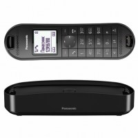 Радиотелефон PANASONIC KX-TGK 310 RUB чёрный