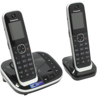 Panasonic KX-TGJ322RUB упаковка