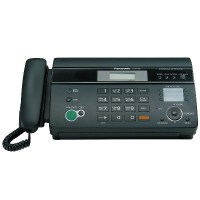 Факс PANASONIC KX-FT 988 RUB чёрный